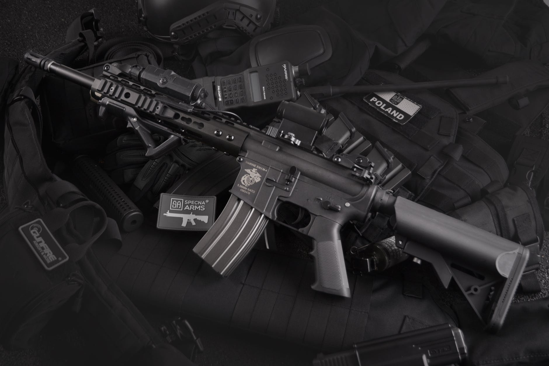 arme și accesorii airsoft